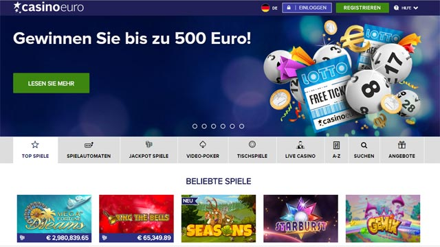online casino euro royal roulette